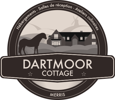 logo dartmoor cottage